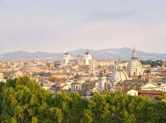 I Belvedere Di Roma I Punti Migliori Dove Vedere Roma Dall Alto