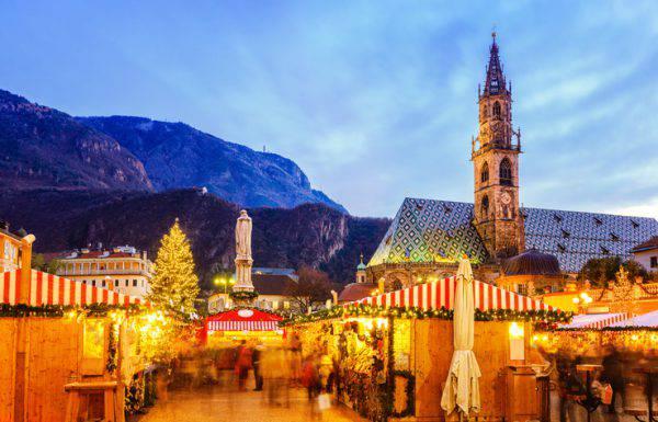 Mercatini Di Natale Bolzano 2018.Mercatini Di Natale 2018 A Bolzano Magia Dell Alto Adige
