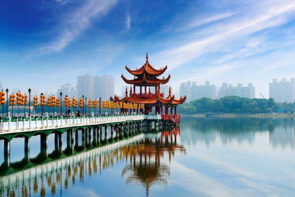 Kaohsiung città da vedere nel 2018
