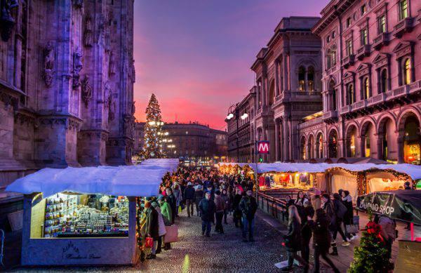 mercatini di natale 2017 a milano: la festa degli oh bej! oh bej!