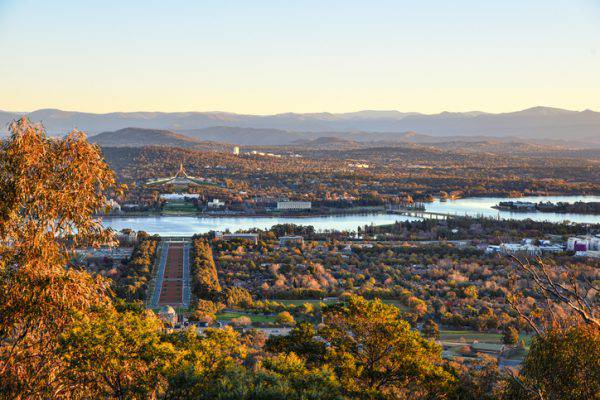 cosa vedere canberra