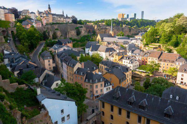trasporti pubblici gratis in lussemburgo