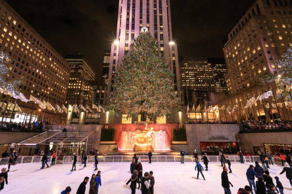 Immagini Natale A New York.Natale 2017 A New York Spettacolo E Magia Il Viaggio Imperdibile