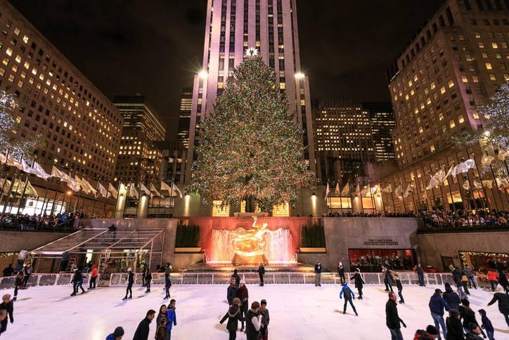 Natale 2017 a new york spettacolo e magia il viaggio for Immagini new york a natale