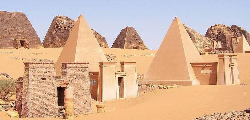 piramidi-sudan