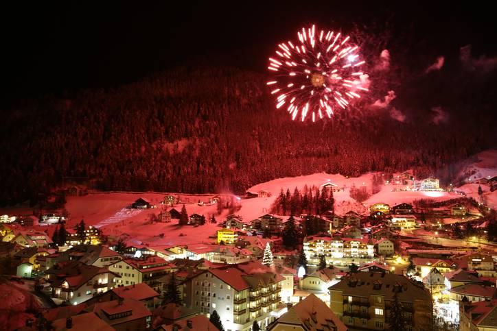 Capodanno 2018 in montagna dove andare in italia for Dove andare in vacanza a novembre in italia