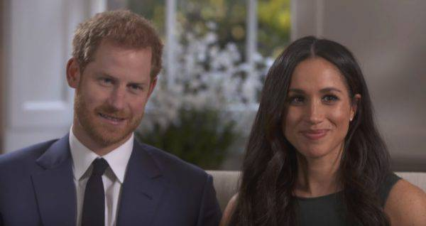 Matrimonio Meghan E Harry : Matrimonio harry e meghan markle ecco la location delle nozze