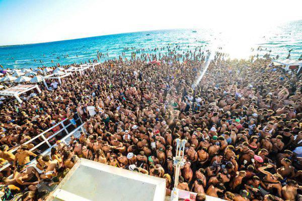 Spiaggia Gay Colonie Rimini