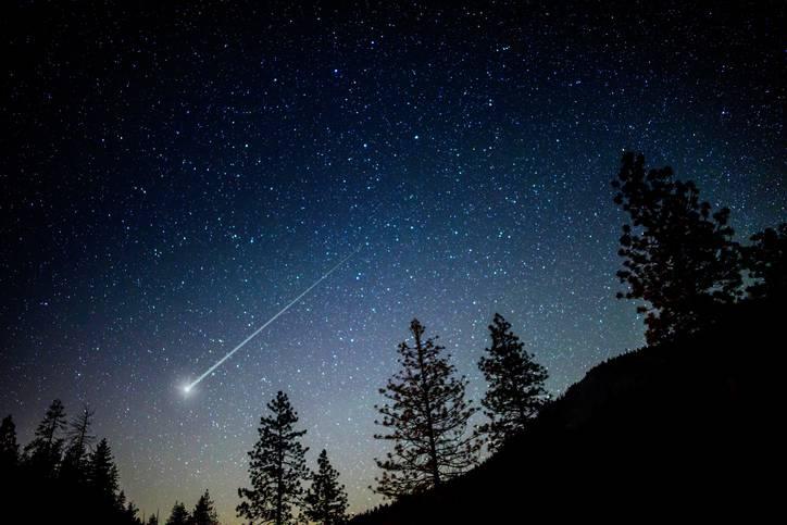 stelle cadenti di agosto