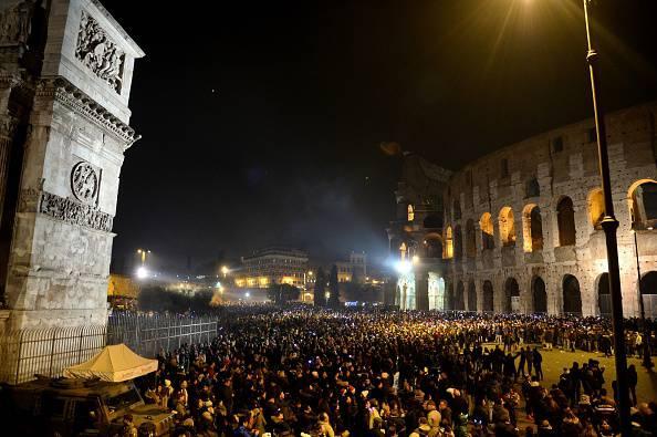 capodanno roma eventi