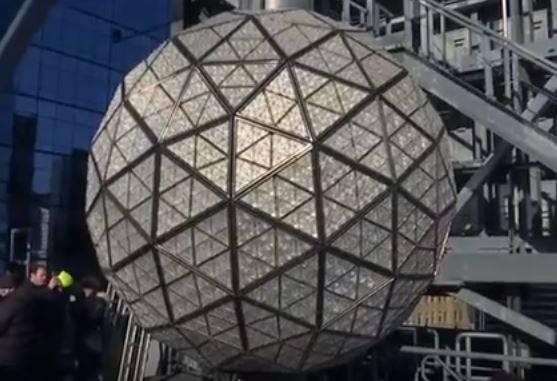 Capodanno a times square 2018 arriva la crystal ball for Capodanno 2018 a new york