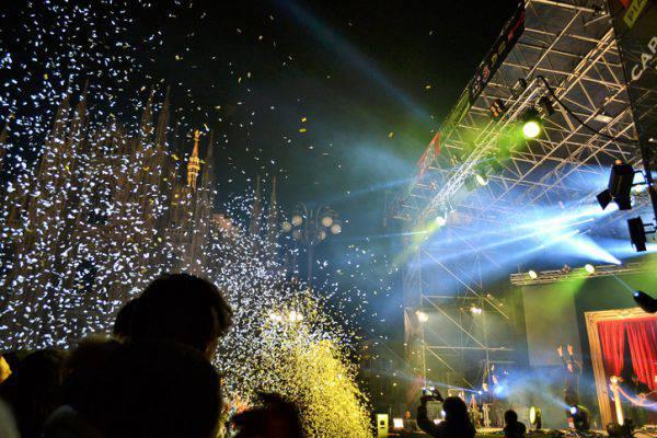 Capodanno 2018 a milano concerto in piazza duomo e altri for Capodanno a milano