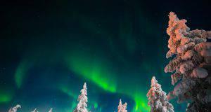 quando e dove vedere l'aurora boreale