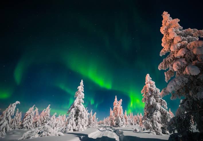 aurora boreale quando e dove vederla