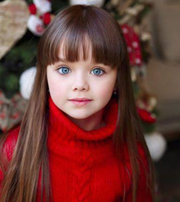 Anastasia E La Bambina Piu Bella Del Mondo
