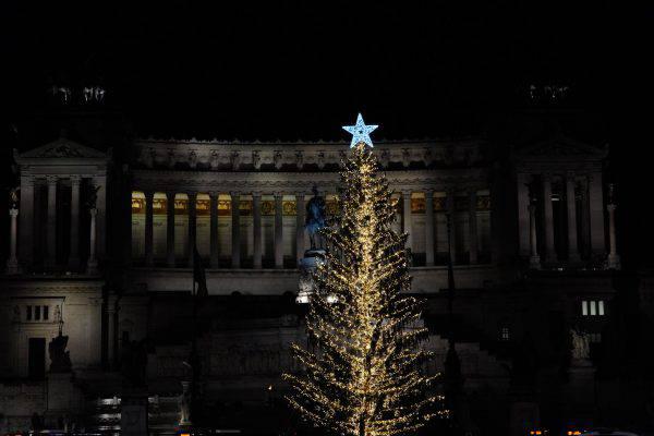 albero di natale di roma