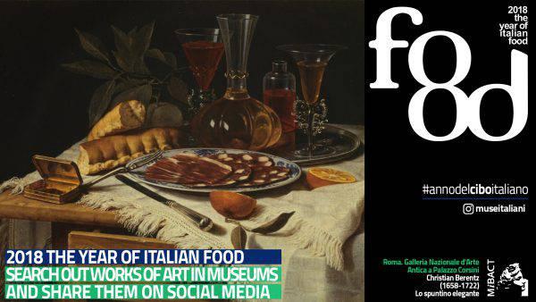 anno del cibo italiano