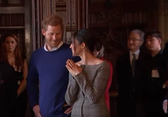 Matrimonio Meghan E Harry : Il principe harry e meghan markle volano su aerei di linea