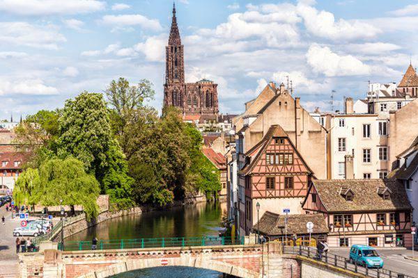 strasburgo alsazia guida