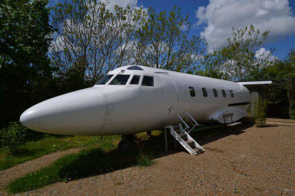 Jet Privato Low Cost : Dormire low cost in un jet privato ecco come e dove