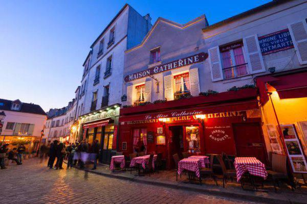 viaggi low cost per parigi