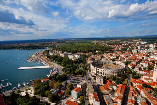 voli low cost per la croazia