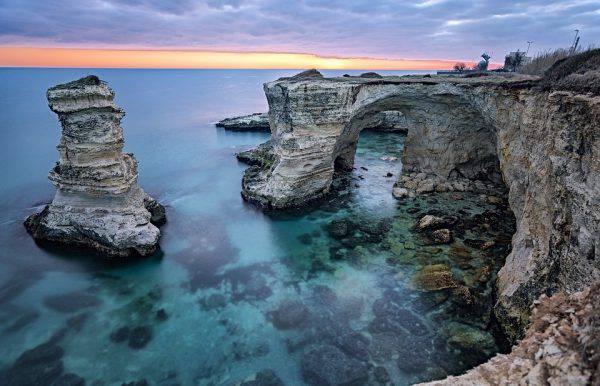 spiagge salento costa adriatica