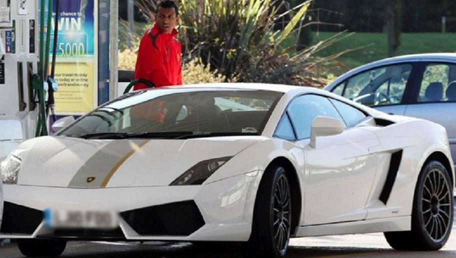 Bruno Perez Distrugge la sua Lamborghini