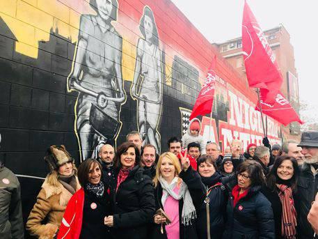 Boldrini Contro i Fascisti