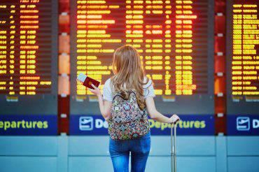 il posto più sporco degli aeroporti