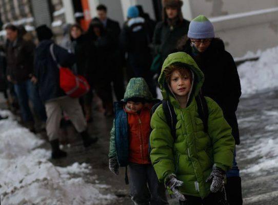 scuole chiuse neve 1 marzo 2018