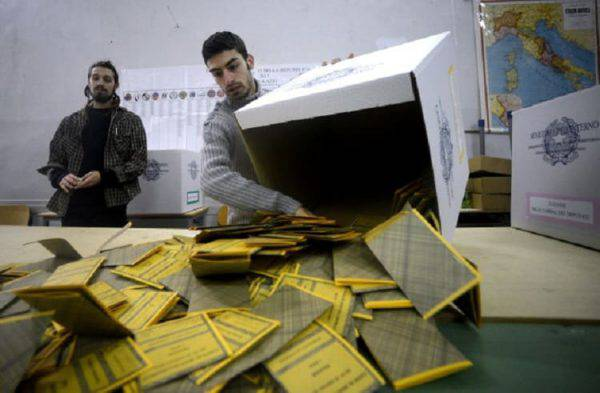 elezioni politiche sconti nave