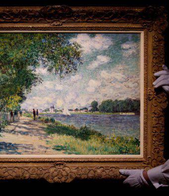 dormire nella casa di Monet