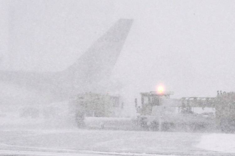 neve strade aeroporti