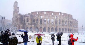 Scuole chiuse a Roma