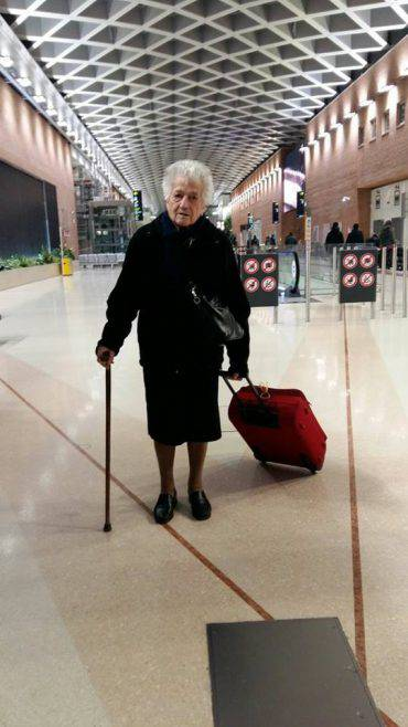 Super Nonna kenya Volontariato