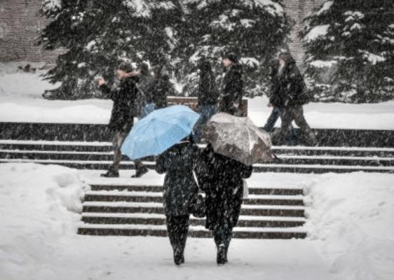 Freddo e neve in arrivo