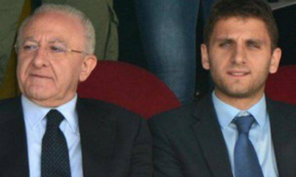Scandalo appalti rifiuti, si dimette Roberto De Luca