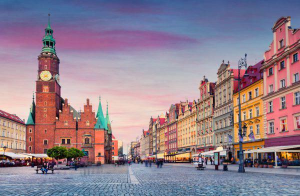 città europee da visitare
