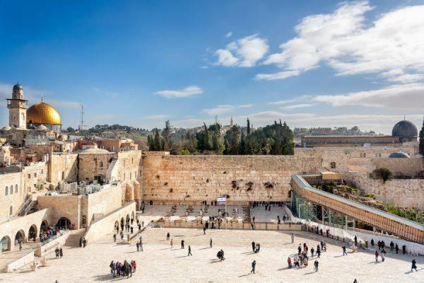 viaggio in israele