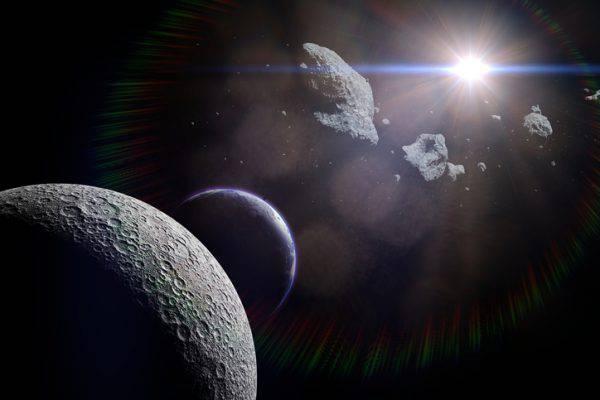 asteroidi sfioreranno la terra