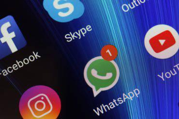 cyber bullismo WhatsApp