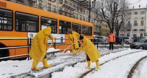Freddo, Neve e Pioggia oggi 7 febbraio in Italia