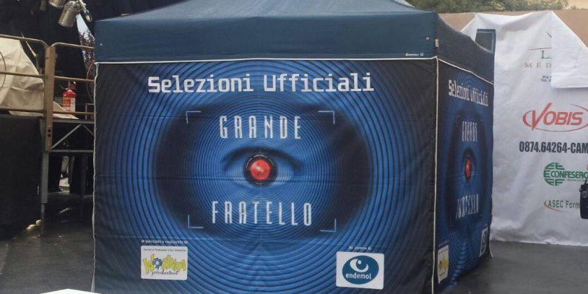 Casting grande Fratello 2018