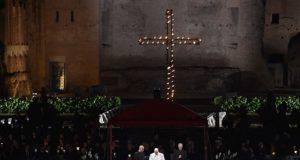 Via crucis papa