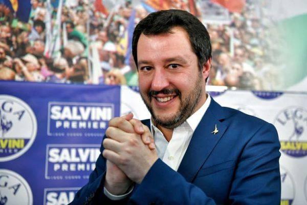 accordo Salvini Di Maio