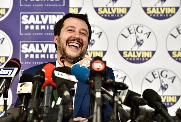 Elezioni 2018 risultati Salvini