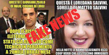 Valeria Salvini e Giovanni Paolo Di Maio