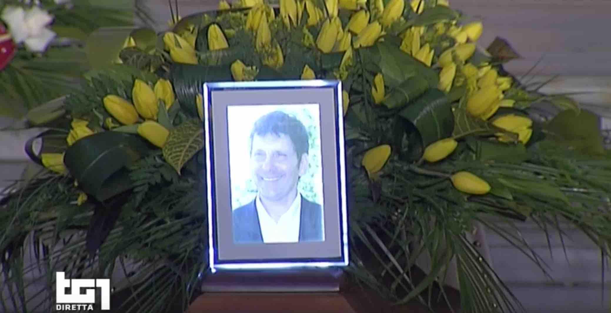 Funerali in diretta Fabrizio Frizzi