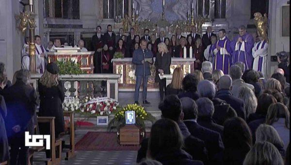 Testo Preghiera degli Artisti Funerale Frizzi